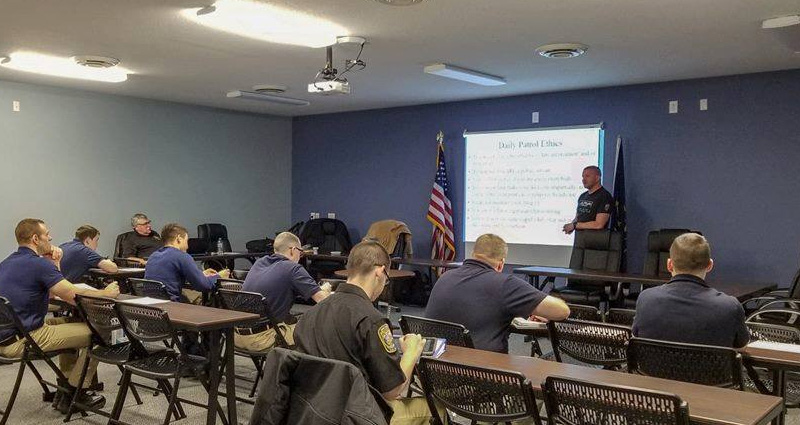 Southport Police Department | Training Academy